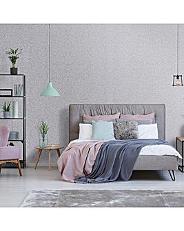 Superfresco Easy Silver Pixie Dust Glitter Plain Wallpaper