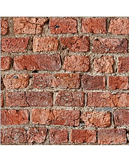 Artistick Urban Brick Red Wallpaper