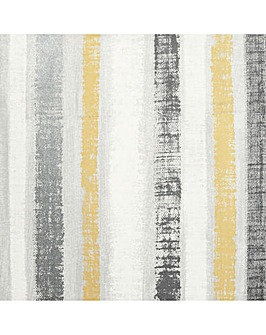 Artistick Painted Stripe Ochre Wallpaper
