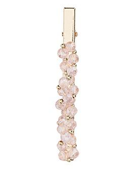 Crystal Beads Hair Clip