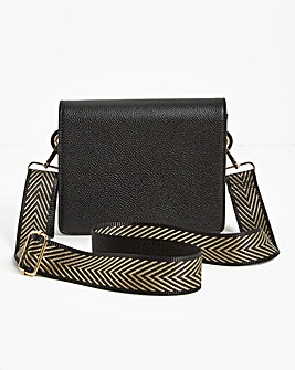 Herringbone Detachable Bag Strap