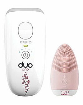 HoMedics Duo One IPL System and Cleanser
