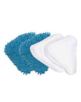 Vax Triangular Steam Cleaning Pads