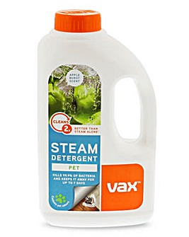 Vax 1 Litre Pet Steam Detergant