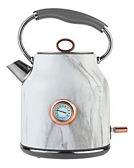Tower T10020WMRG 1.7 Litre Stainless Steel Marble Effect Kettle