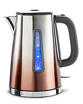 Russell Hobbs 25113 Eclipse Quiet Boil Copper Sunset Kettle