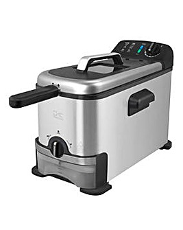 Kitchen Originals Filtration Deep Fryer