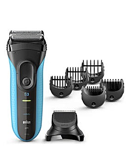 Braun Series 3010BT 3in1 Shaver