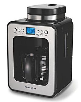 Morphy Richards 162100 Evoke Grind and Brew Coffee Machine