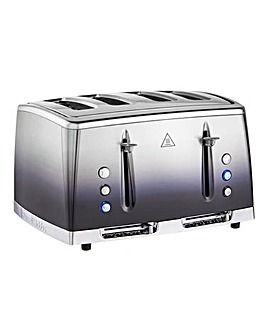 Russell Hobbs 25141 Eclipse Midnight Blue 4 Slice Toaster