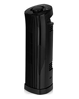 Signature 14 Inch Black Mini Tower Fan