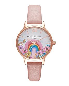 Olivia Burton NHS Rainbow Watch