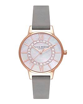 Olivia Burton Sparkle Wonderland Watch