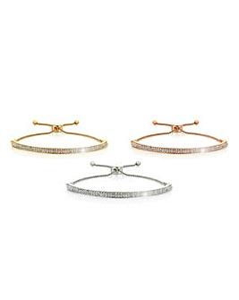 Buckley Portobello Trio Bracelets