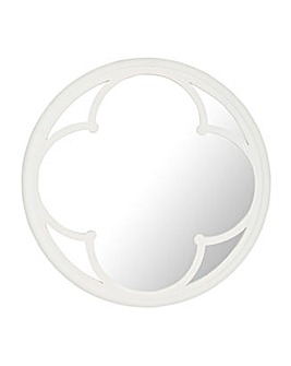 Jasmine 50cm Circular Mirror