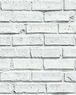 Arthouse Brick Wallpaper