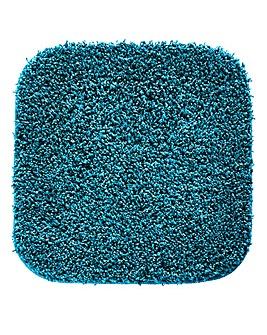 Shaggy Non-Slip Ultra Absorbent Square Bath Mat