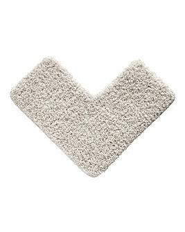 Shaggy Ultra Absorbent L Shape Bath Mat