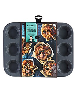 Jamie Oliver Muffin tin - 12 holes