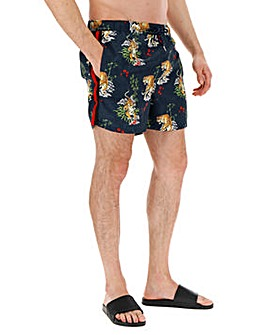 fa760d16a8 Large Men's Swim Shorts & Swimming Trunks | Jacamo