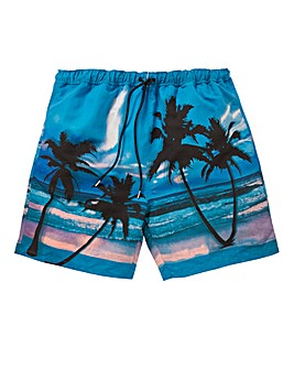 f16604eb4 Large Men's Swim Shorts & Swimming Trunks | Jacamo