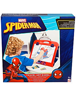 Spider-Man Evergreen Travel Art Easel