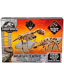 Jurassic World Battle Excavation Kit