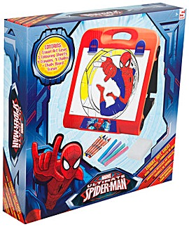 Spider-Man Travel Art Easel