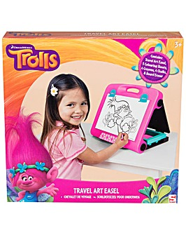 Trolls Travel Art Easel
