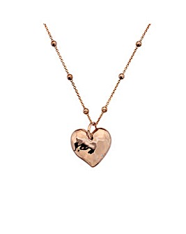 Hot Diamonds Touch Heart Pendant