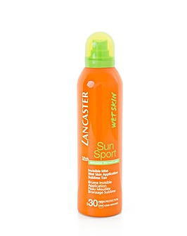 Sun Sport Invisible Mist Wet Skin  Application SPF30 200ml