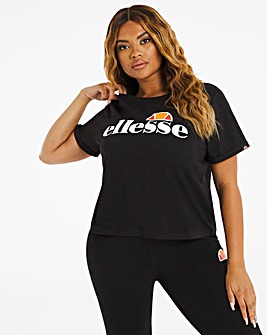 ellesse Dizzo Crop T-Shirt