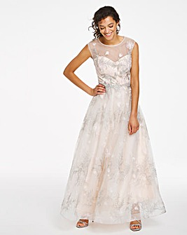 Joanna Hope Embroidered Bridal Dress