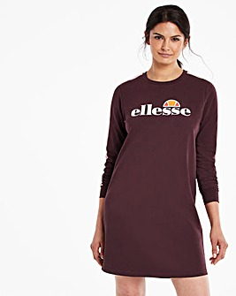 ellesse Belbo Long Sleeve Dress