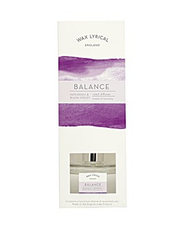 Wax Lyrical Balance 200ml Reed Diffuser