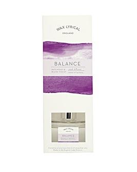 Wax Lyrical Balance 200ml Reed Diffuser