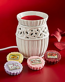 Yankee Candle Electric Warmer Set