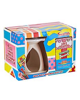 Swizzels Wax Burner Gift Set