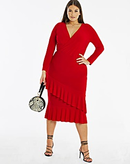 Joanna Hope Luxe Jersey Maxi Dress