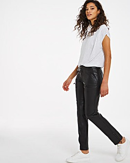 Joanna Hope PU Trouser