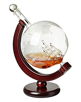 World Globe 1Litre Decanter