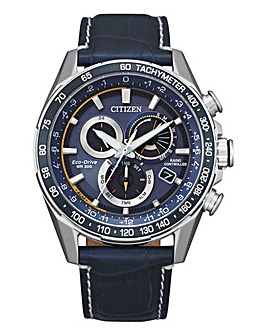Citizen Gents Eco-Drive Perpetual Chrono A.T Watch