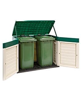 Garden Bin Storage Cabinet