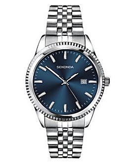 Sekonda Gents Silver Watch