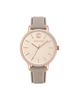 Ladies Timberland Round Dial Strap Watch