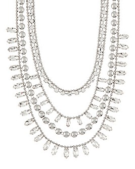Accessorize Glamazon Statement Necklace