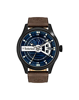 Gents Timberland Round Dial Strap Watch
