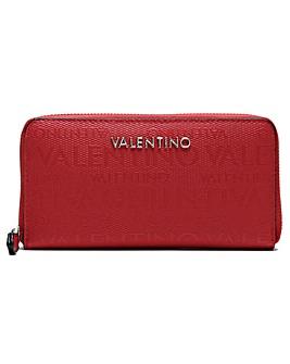 Mario Valentino Dory Repeat Logo Wallet