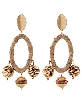 Accessorize Zanzibar Statement Earrings