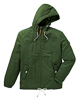 Fenchurch Brady Hooded Jacket